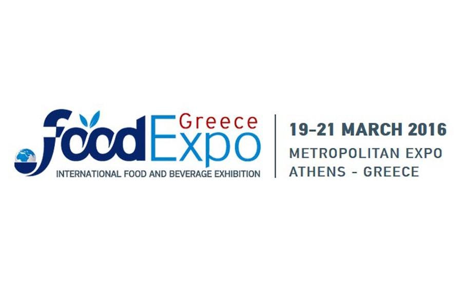 3η Διεθνής έκθεση Τροφίμων και ποτών Food Expo 19-21 Μαρτίου 2016